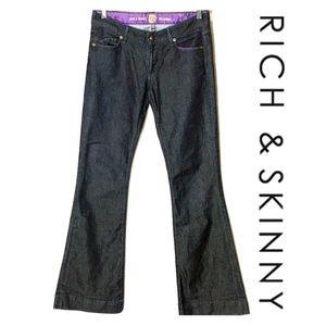 Rich & Skinny Bellissima Flare Jeans